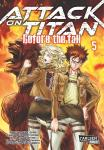 Attack on Titan -  Before the Fall Band 5