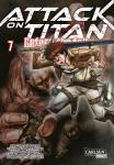 Attack on Titan -  Before the Fall Band 7