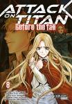 Attack on Titan -  Before the Fall Band 8