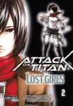 Attack on Titan - Lost Girls Band 2