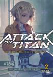 Attack on Titan (Roman) The Harsh Mistress of the City 2