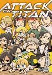 Attack on Titan Short Play on Titan