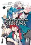Attractive Detectives Band 1