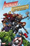 Avengers & die Guardians of the Galaxy: Die Thanos-Krise Hardcover