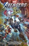 Avengers: Die Vorgeschichte zum Videogame