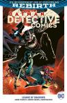 Batman - Detective Comics (Rebirth) Paperback 3: League of Shadows