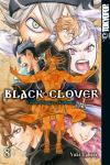 Black Clover 8: Verzweiflung vs. Hoffnung