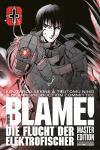 Blame! (Master Edition) Die Flucht der Elektrofischer