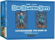 Die Blauen Boys 36: Der Blaublüter (Figurenedition)