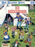 Die Blauen Boys 20: Die Drückeberger