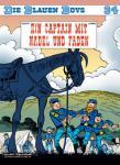 Die Blauen Boys 34: Ein Captain mit Nadel und Faden