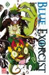 Blue Exorcist Band 10
