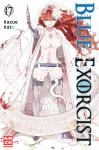 Blue Exorcist Band 17