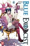 Blue Exorcist Band 4