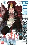 Blue Exorcist Band 5