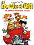 Boule & Bill 34: Ein Schatz von einem Cocker