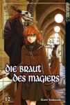 Die Braut des Magiers Band 12