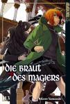 Die Braut des Magiers Band 13
