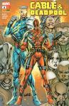 Cable & Deadpool Band 6