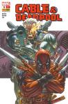Cable & Deadpool Band 8
