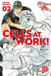 Cells at Work! Band 2
