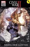 Civil War II Sonderband 2: Krieg der Götter