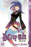 D. Gray-Man Band 22