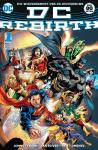 DC Rebirth special (reguläres Cover)