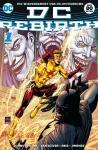DC Rebirth special (Variantcover)