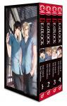 Deadlock Komplettbox (4 Bände mit Sammelbox)