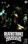 Deathstroke in Arkham