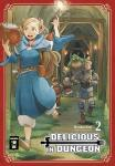 Delicious in Dungeon Band 2