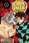 Demon Slayer - Kimetsu no yaiba Band 4