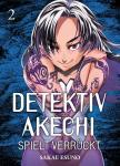 Detektiv Akechi spielt verrückt Band 2