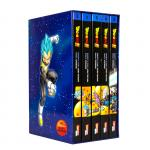 Dragon Ball Super Band 1-5 (im Sammelschuber)