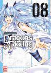Dragons Rioting Band 8