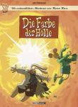 Die erstaunlichen Abenteuer von Herrn Hase 8: Die Farbe der Hölle