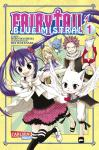 Fairy Tail - Blue Mistral
