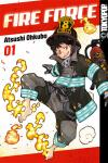 Fire Force Band 1