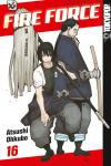 Fire Force Band 16