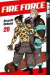 Fire Force Band 20