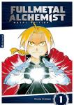 Fullmetal Alchemist (Metal Edition) Band 1