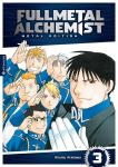 Fullmetal Alchemist (Metal Edition) Band 3