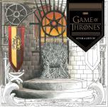 Game of Thrones - Das offizielle Ausmalbuch zur TV-Serie