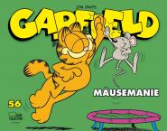 Garfield (Softcover) 56: Mäusemanie