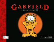 Garfield Gesamtausgabe 10: 1996-1998