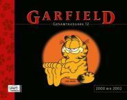 Garfield Gesamtausgabe 12: 2000-2002