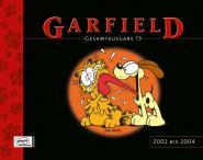 Garfield Gesamtausgabe 13: 2002-2004