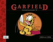 Garfield Gesamtausgabe 14: 2004-2006
