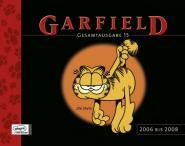 Garfield Gesamtausgabe 15: 2006-2008